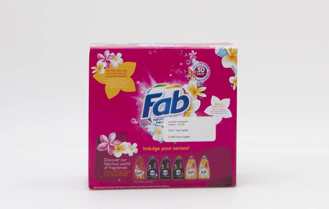 Fab fresh frangipani powder 2