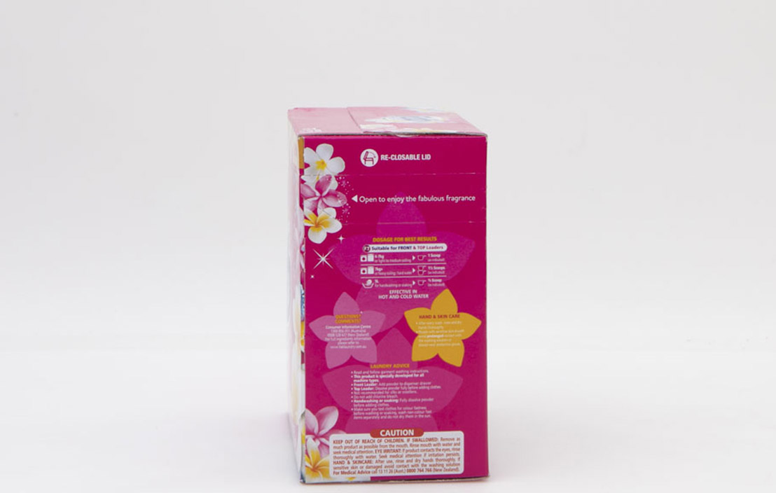 Fab fresh frangipani powder 3