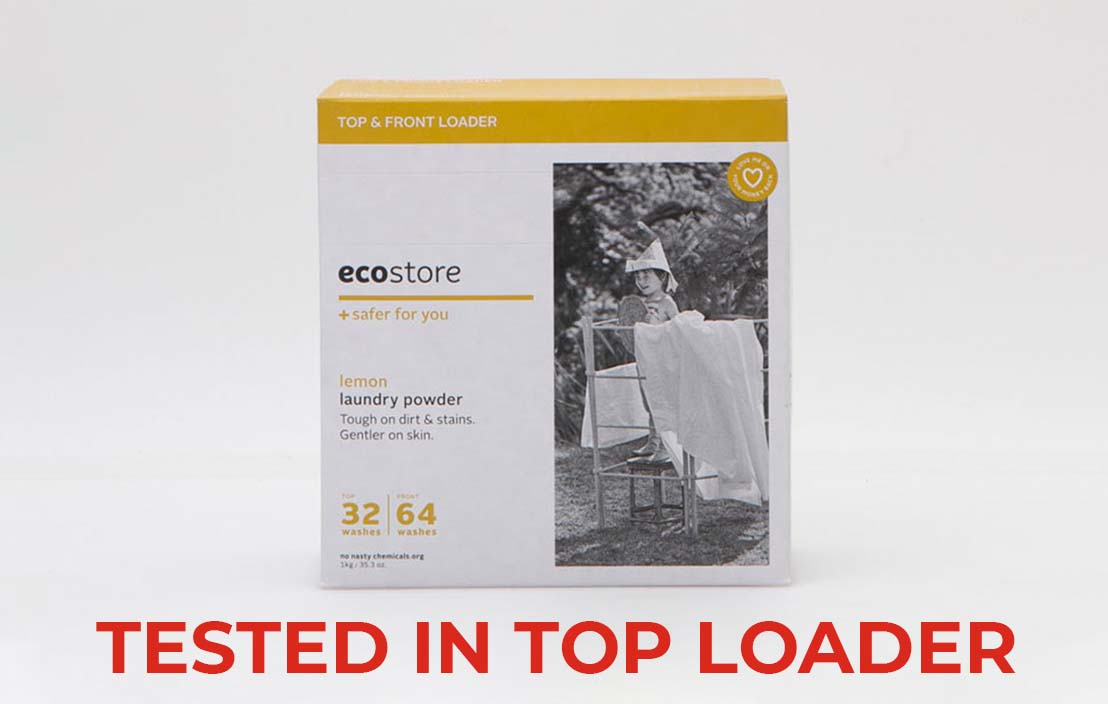 Ecostore Lemon Laundry Powder
