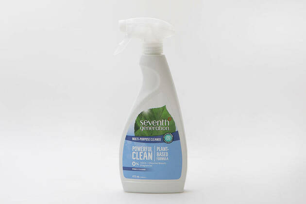Seventh Generation Multi-Purpose Cleaner Powerful Clean Free & Clear