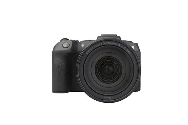 Canon EOS RP (with 24-105mm lens)