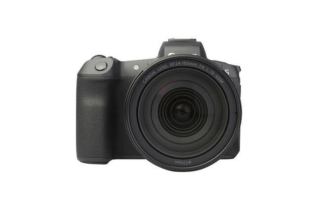 Canon EOS R (with 24-105mm lens)