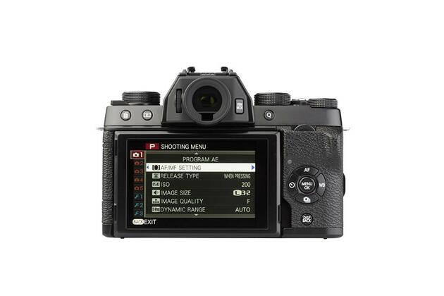 Fujifilm X-T100 (with 15-45mm lens)