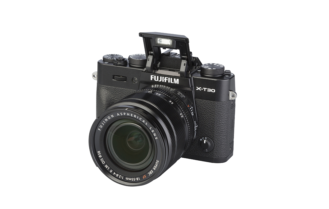 Fujifilm X-T30 (with 18-55mm lens)