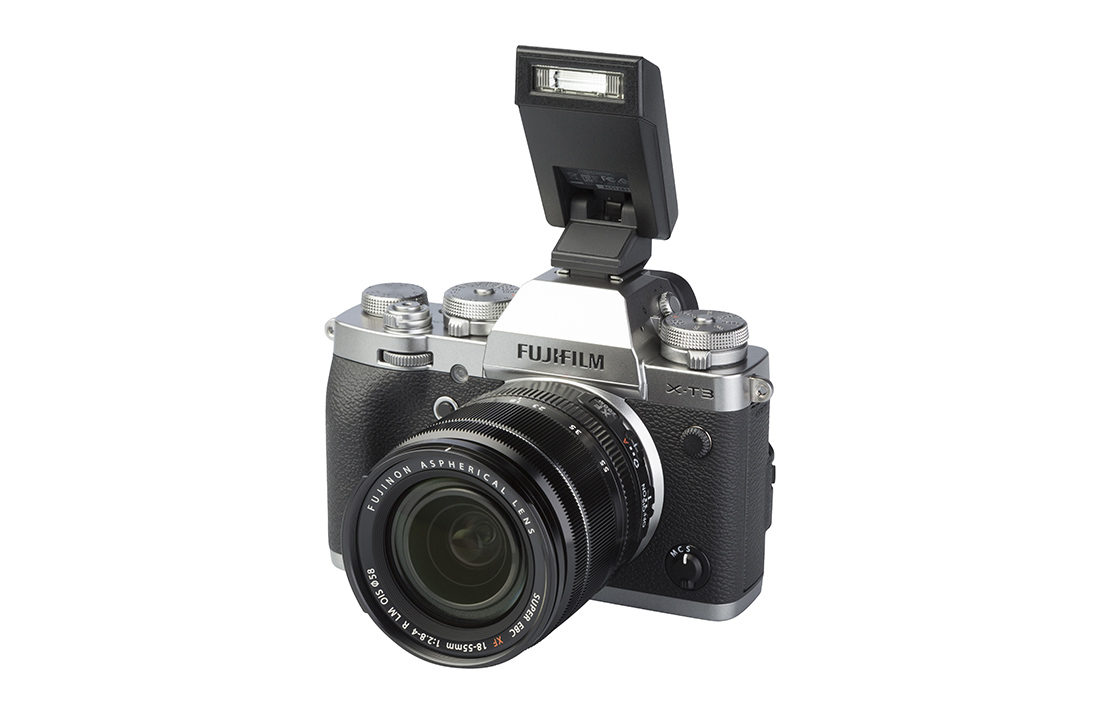 Fujifilm X-T3 (with 18-55mm lens)