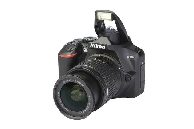 Nikon D3500 (with 18-55mm lens)