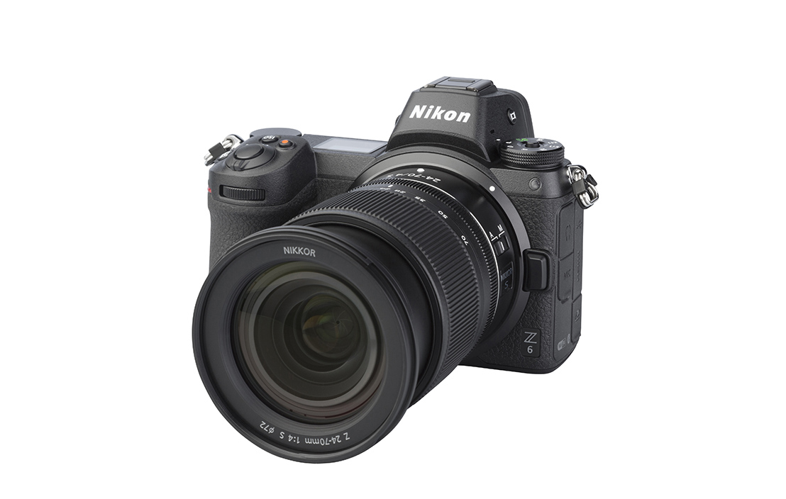 Nikon Z6 (with 24-70mm lens)