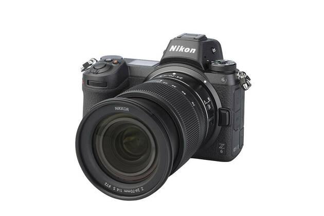 Nikon Z6 (with 24-70mm lens)