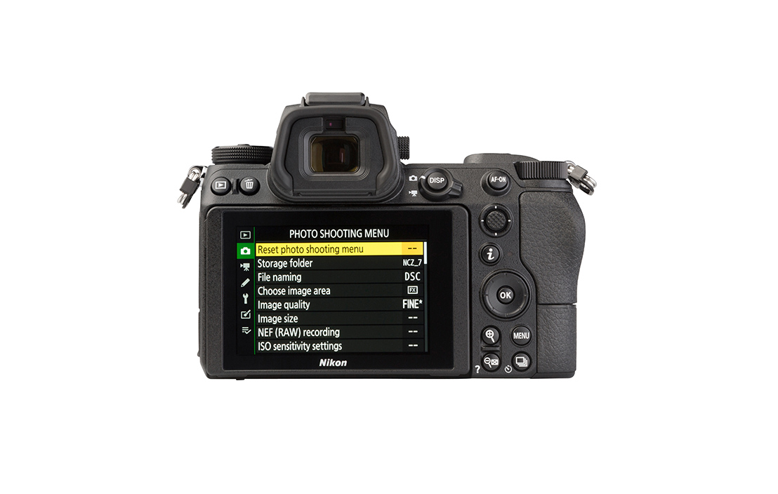 Nikon Z7 (with 24-70mm lens)