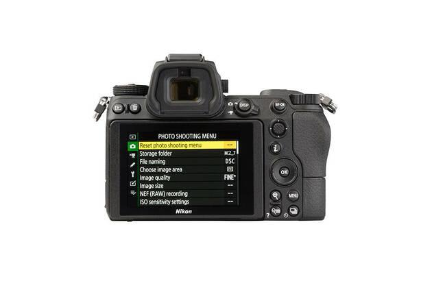 Nikon Z7 (with 24-70mm lens)