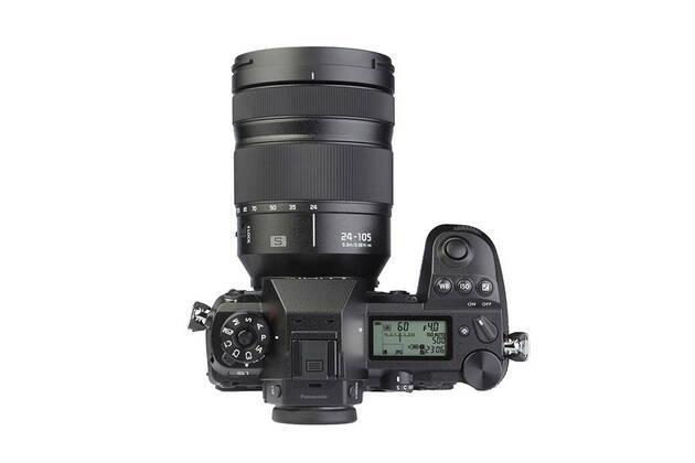 Panasonic LUMIX S1 (with 24-105mm)