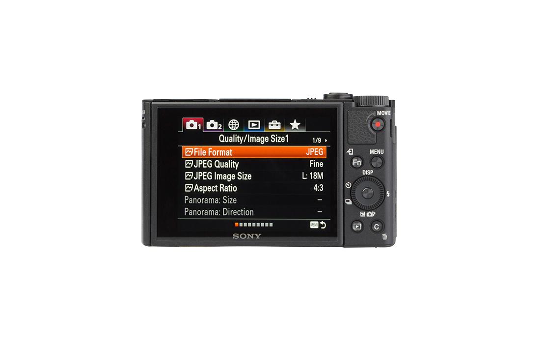 Sony Cyber-shot DSC-HX99