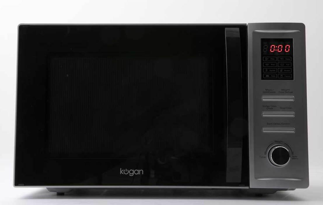 Kogan 34L Microwave with Grill KAMWO34GRLA