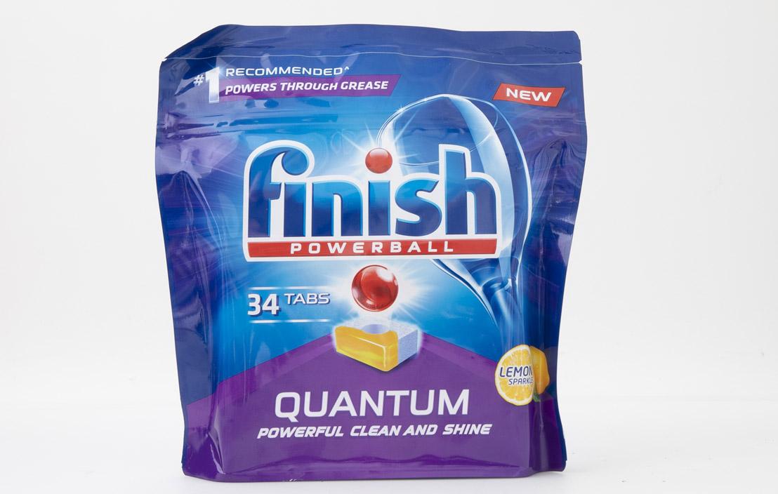 Finish Powerball Quantum Tabs Lemon Sparkle