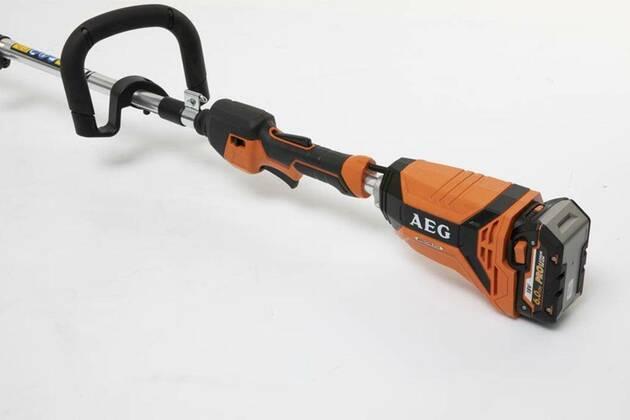 AEG 18V 6.0Ah Brushless Line Trimmer Kit ALT18BS6