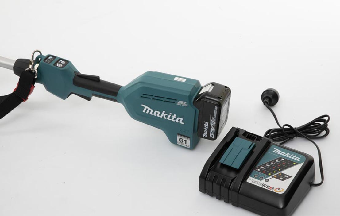 Makita 18v Brushless Line Trimmer Dur189rm Reviews