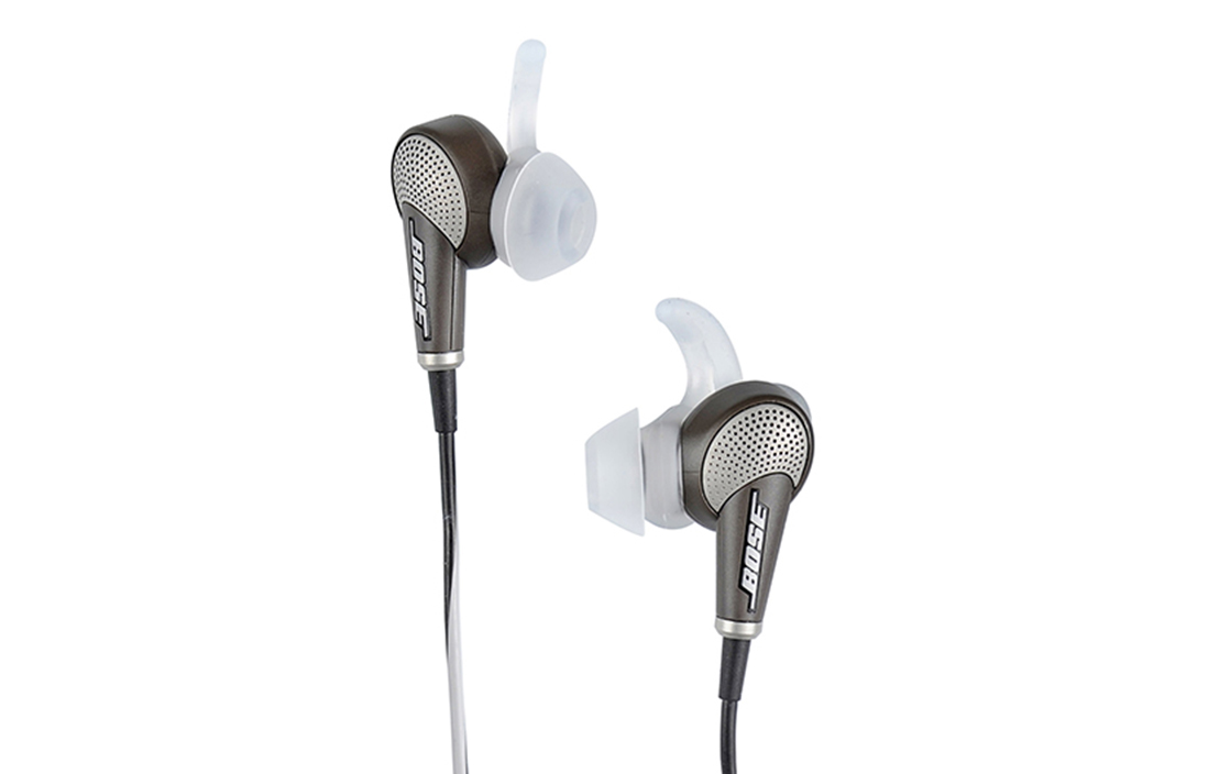 Bose QuietComfort 20 (for Apple devices)