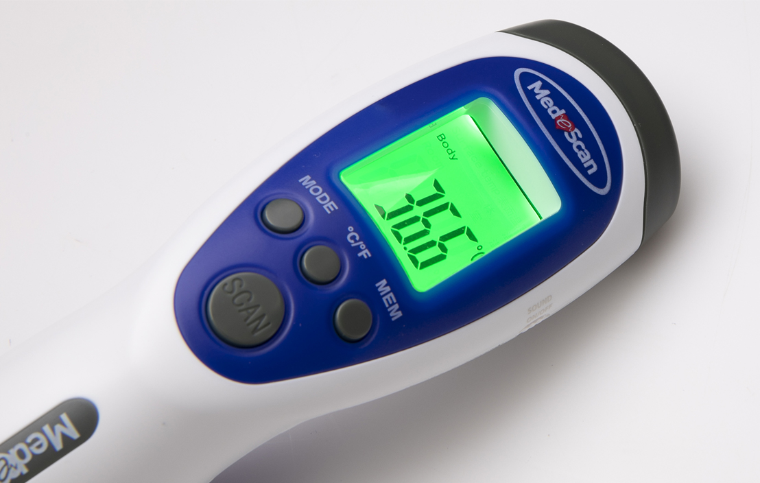 Medescan Touchless Thermometer RC008
