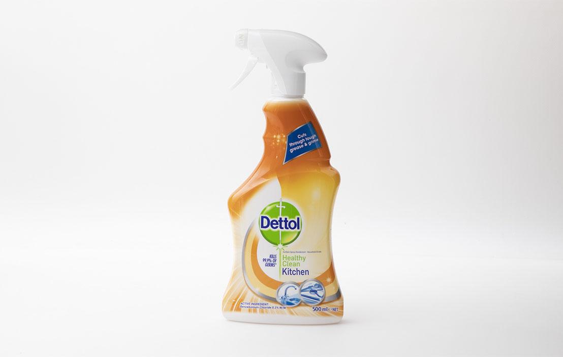 Dettol Healthy Clean Kitchen