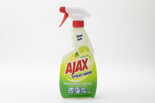 Ajax Spray n' Wipe Kitchen Multi-Purpose Baking Soda
