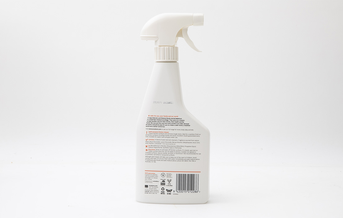 Ecostore Multi-purpose Kitchen Cleaner Orange & Thyme