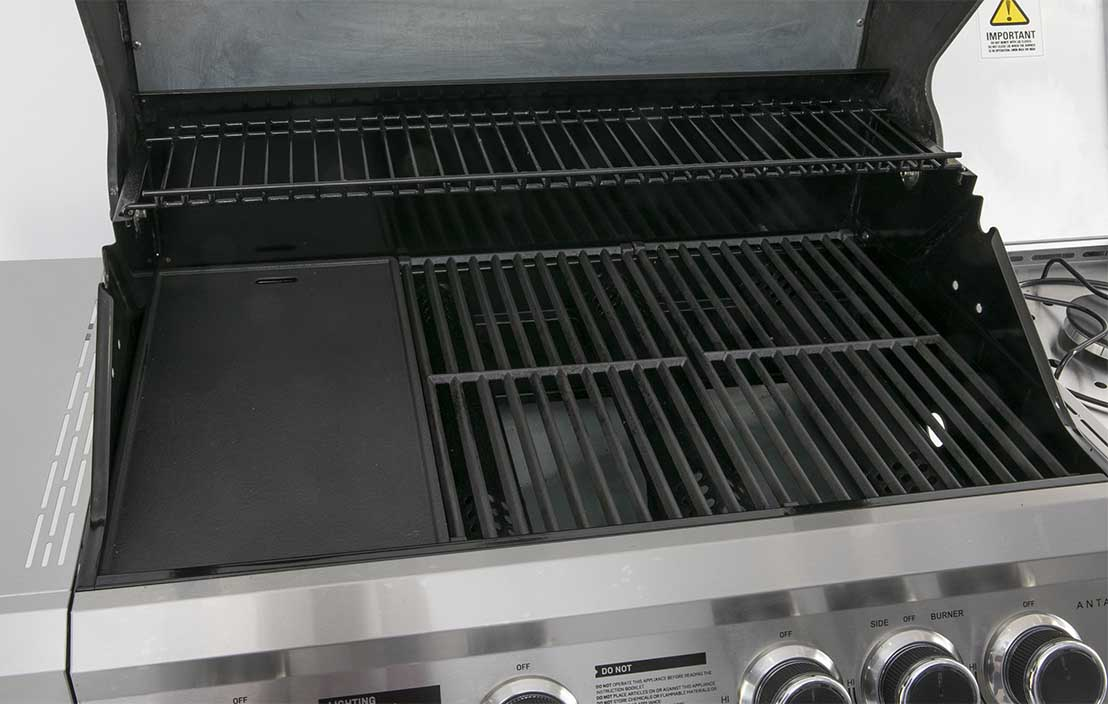 Goldair 4 Burner Antares BBQ GBQ270