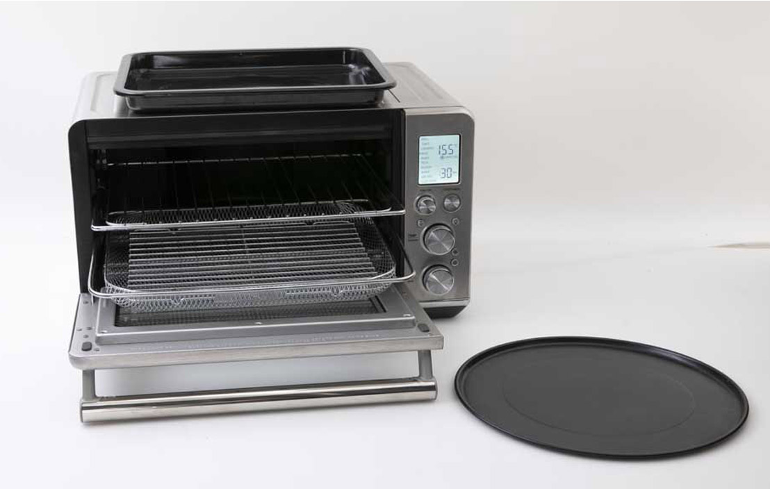 Breville The Smart Oven Air Fryer Bov860 Consumer Nz