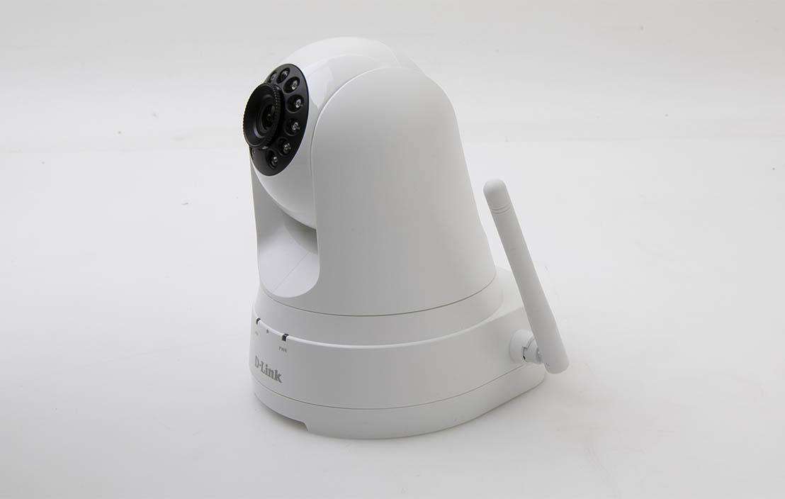 D-Link Full HD Pan & Tilt Wi-Fi Camera DCS-8525LH
