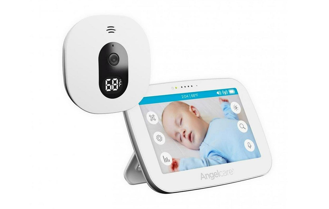 Angelcare Digital Baby Monitor Video & Sound AC510