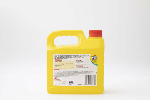 Long Life All Purpose Floor cleaner