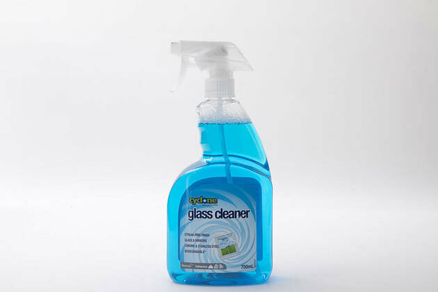 Cyclone Glass Cleaner