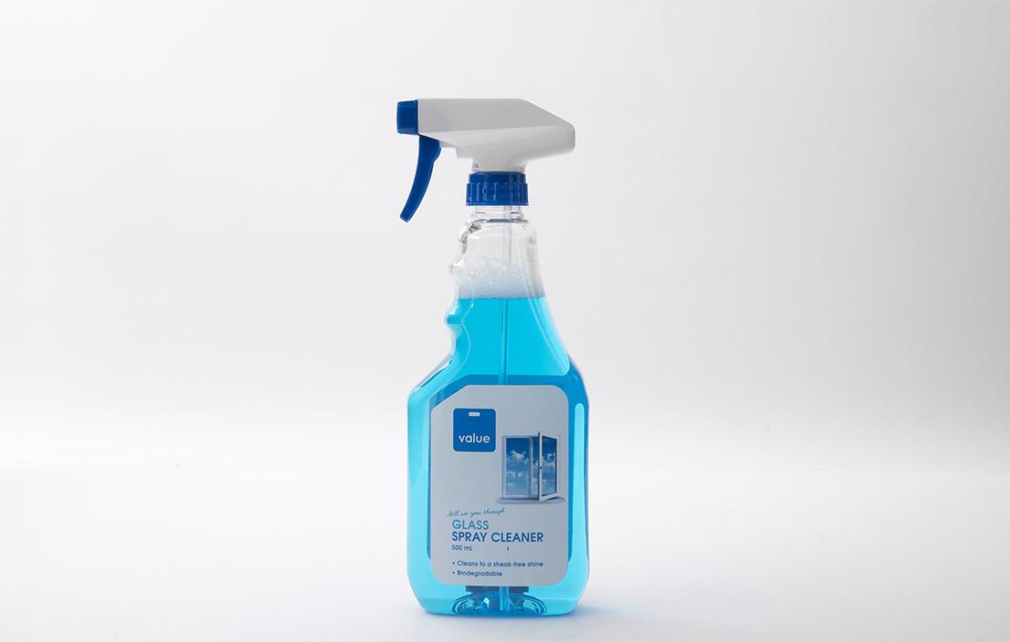 Value Glass Spray Cleaner
