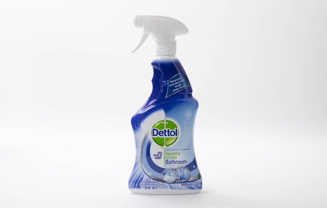 Dettol Healthy Clean Bathroom