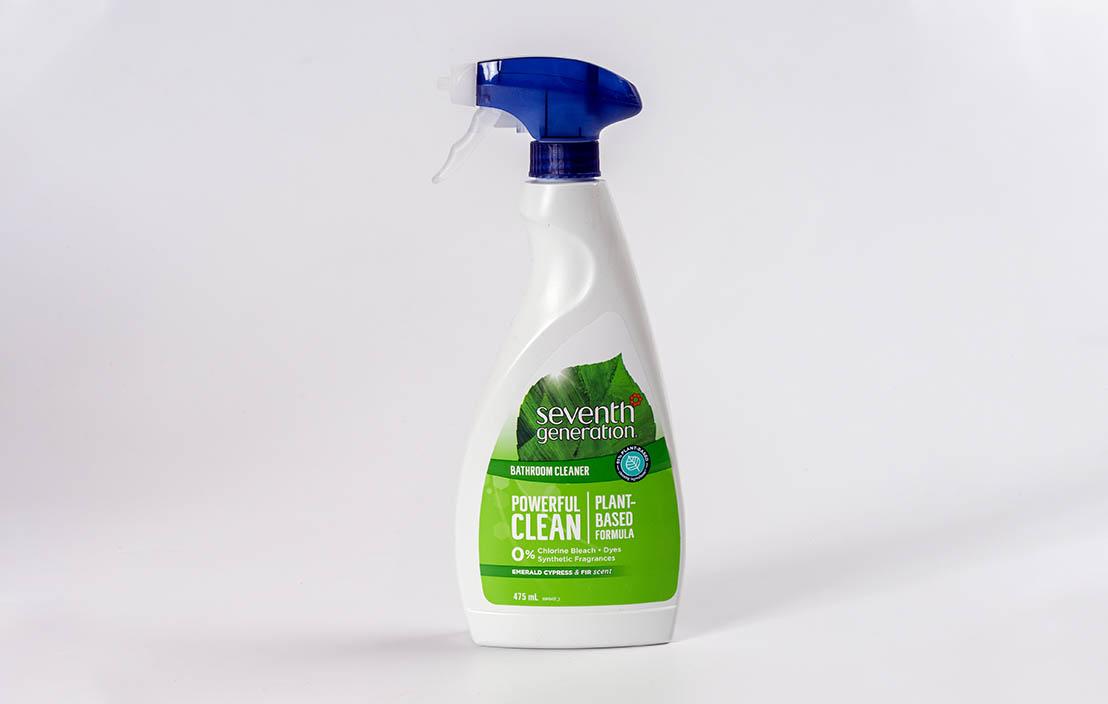 Seventh Generation Powerful clean Bathroom Cleaner