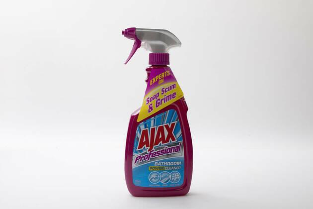 Ajax Professional Bathroom Power Cleaner