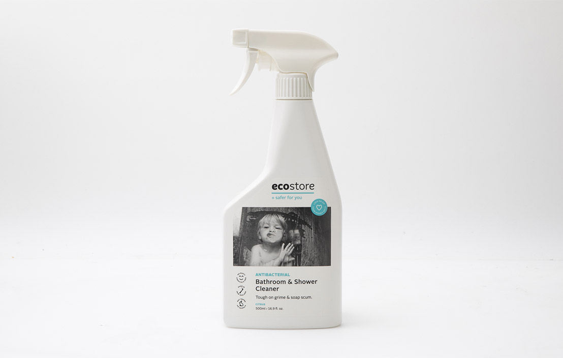 Eco Store Antibacterial Bathroom and Shower Cleaner