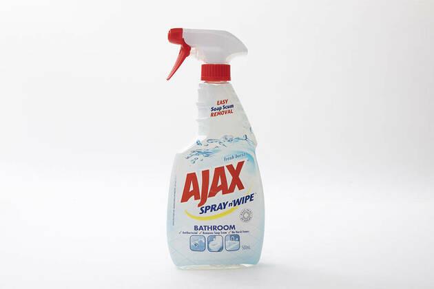Ajax Spray n' Wipe Bathroom Fresh Burst