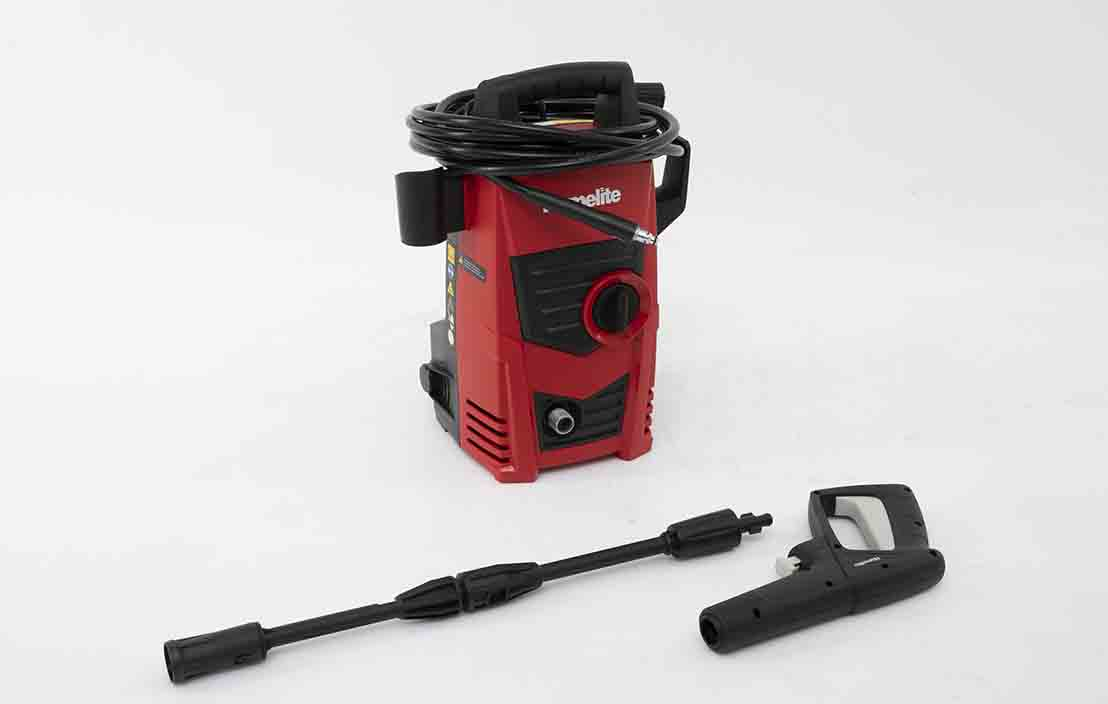 Homelite 1400W 1450psi Pressure Washer HPW100-G