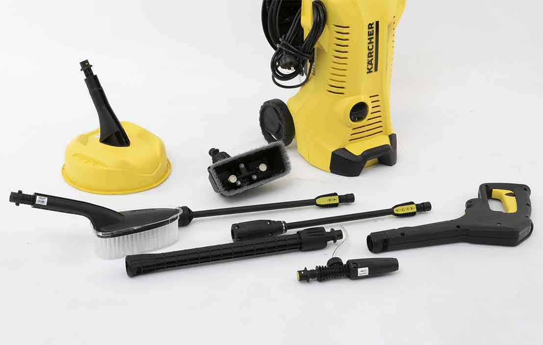 Karcher K3 Premium Full Control Car Home Deck kit 1602-662.0
