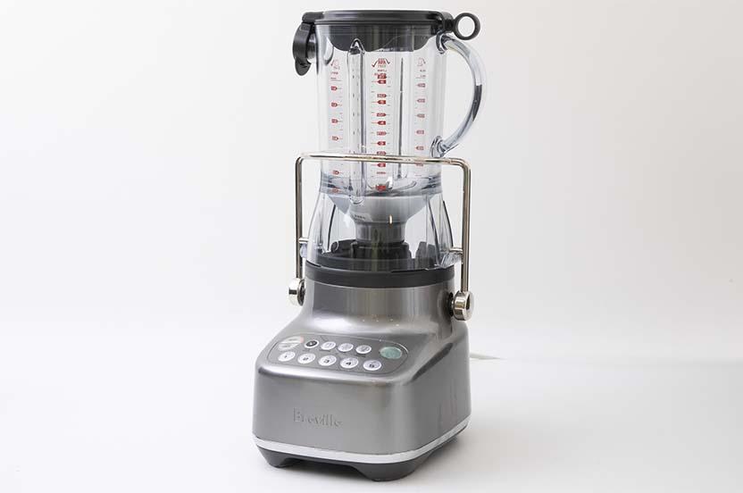 Breville BJB615SHY the 3X Bluicer Blender & Juicer