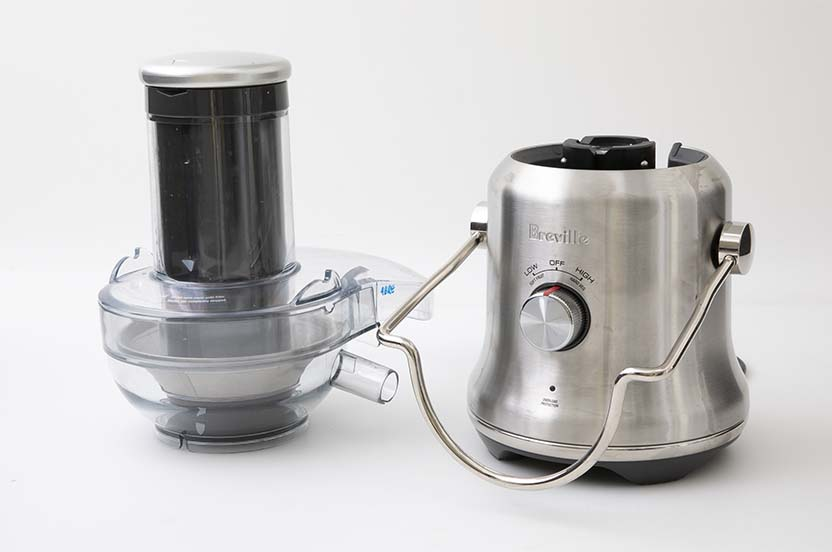Breville BJE530 the Juice Fountain Cold Plus Juicer