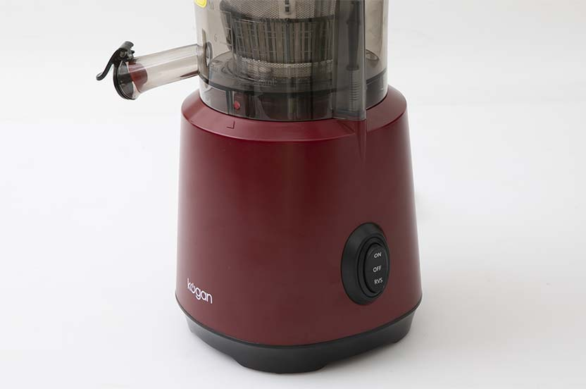 Kogan KA12SLWJCRA Cold Press Slow Juicer