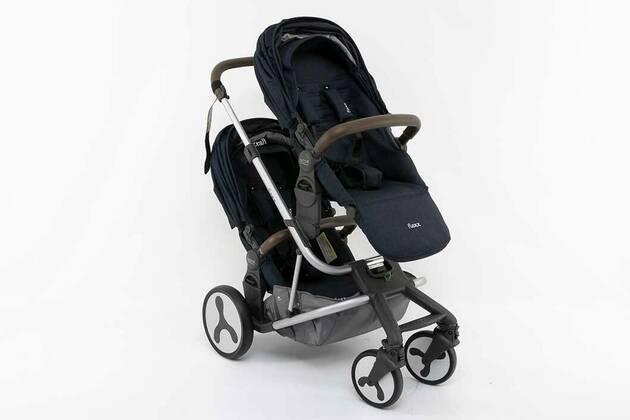 Britax Flexx Stroller (with tandem pack)