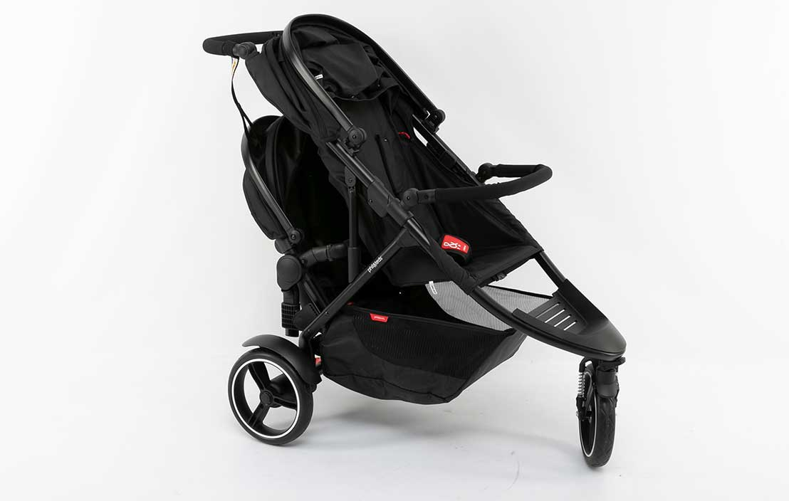 Phil & Teds Dot Value Inline Stroller V6 2019 (with double kit)