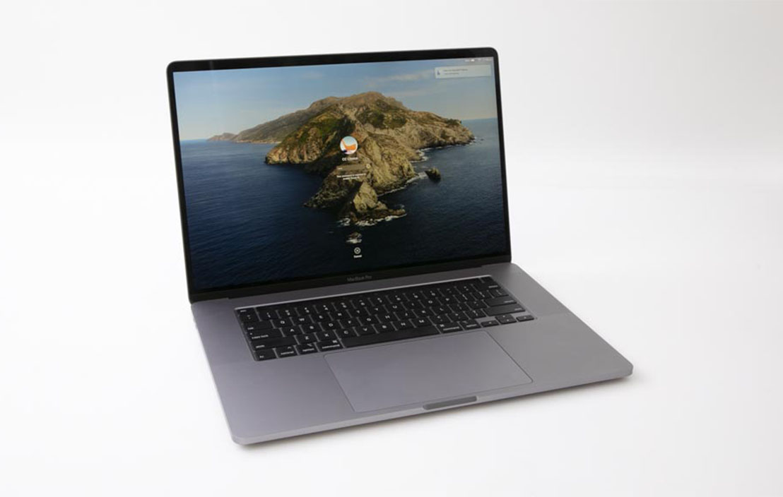 Apple MacBook Pro 16-inch (2019)