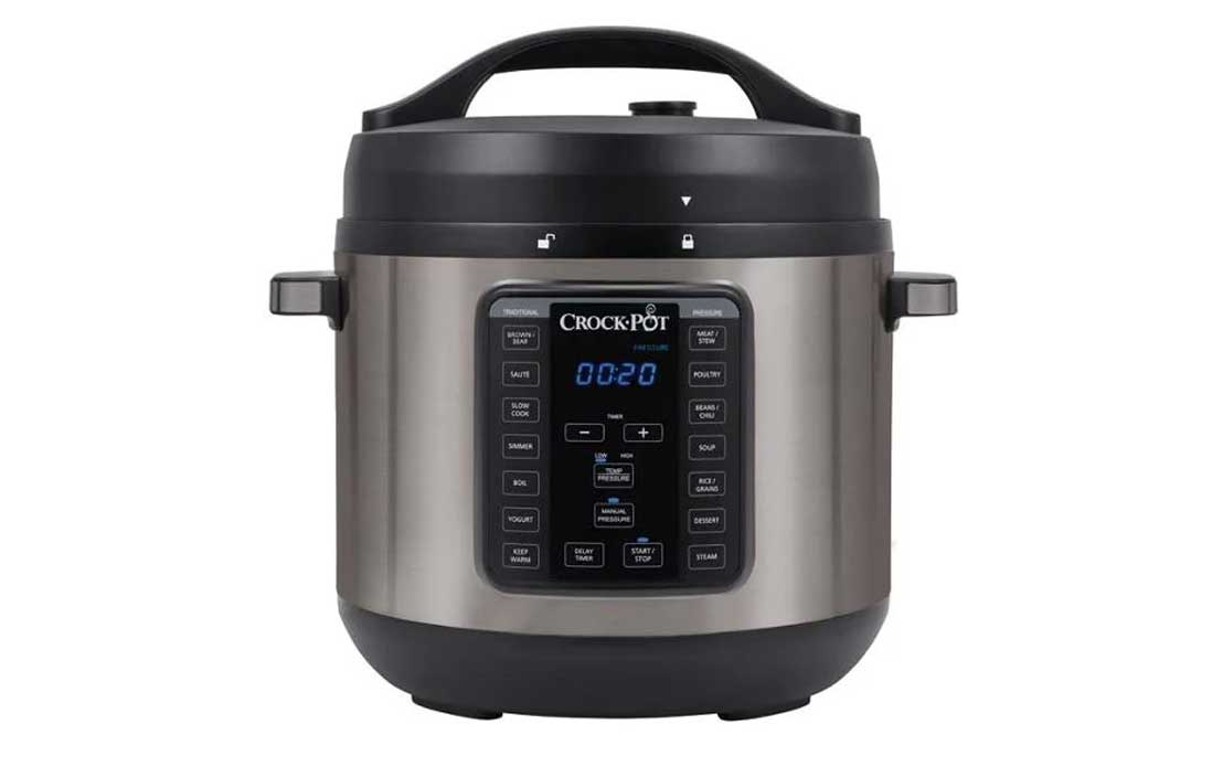 Crock-Pot Express Crock XL Multi-Cooker CPE300