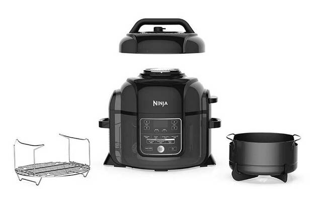 Ninja Foodi Pressure Cooker that Crisps OP300