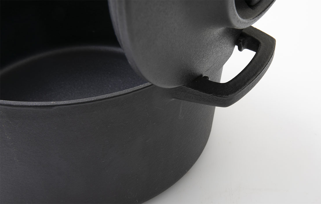 Fiskars Norden Cast Iron Casserole 4L 1026565
