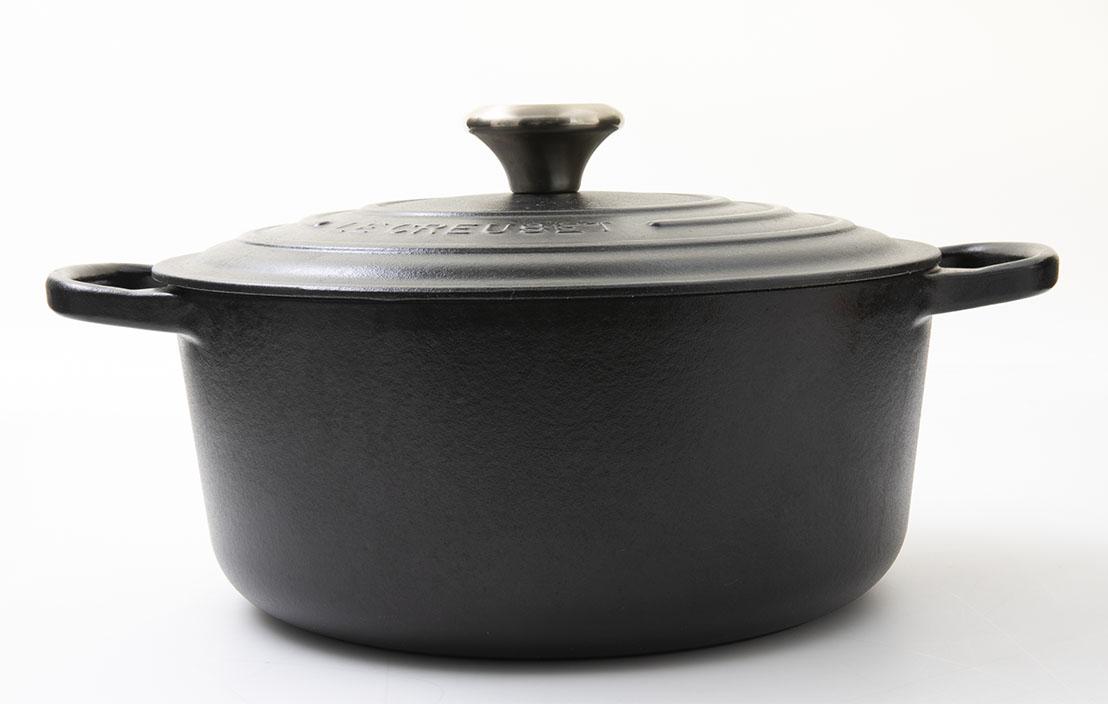 Le Creuset Signature Cast Iron Round Casserole 26cm/5.3L