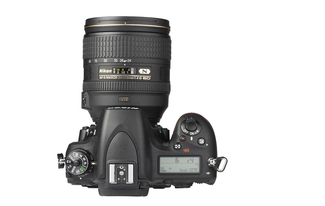 Nikon D750 (with 24-120mm lens)